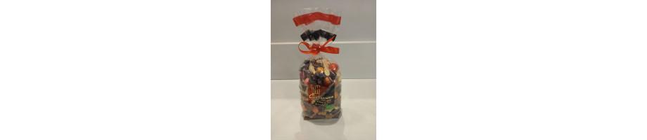 Nos sachets assortiments de Chocolats de Pâques - Pâtisserie Chatagnier à Roanne