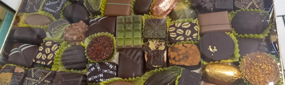 Nos chocolats de Noël